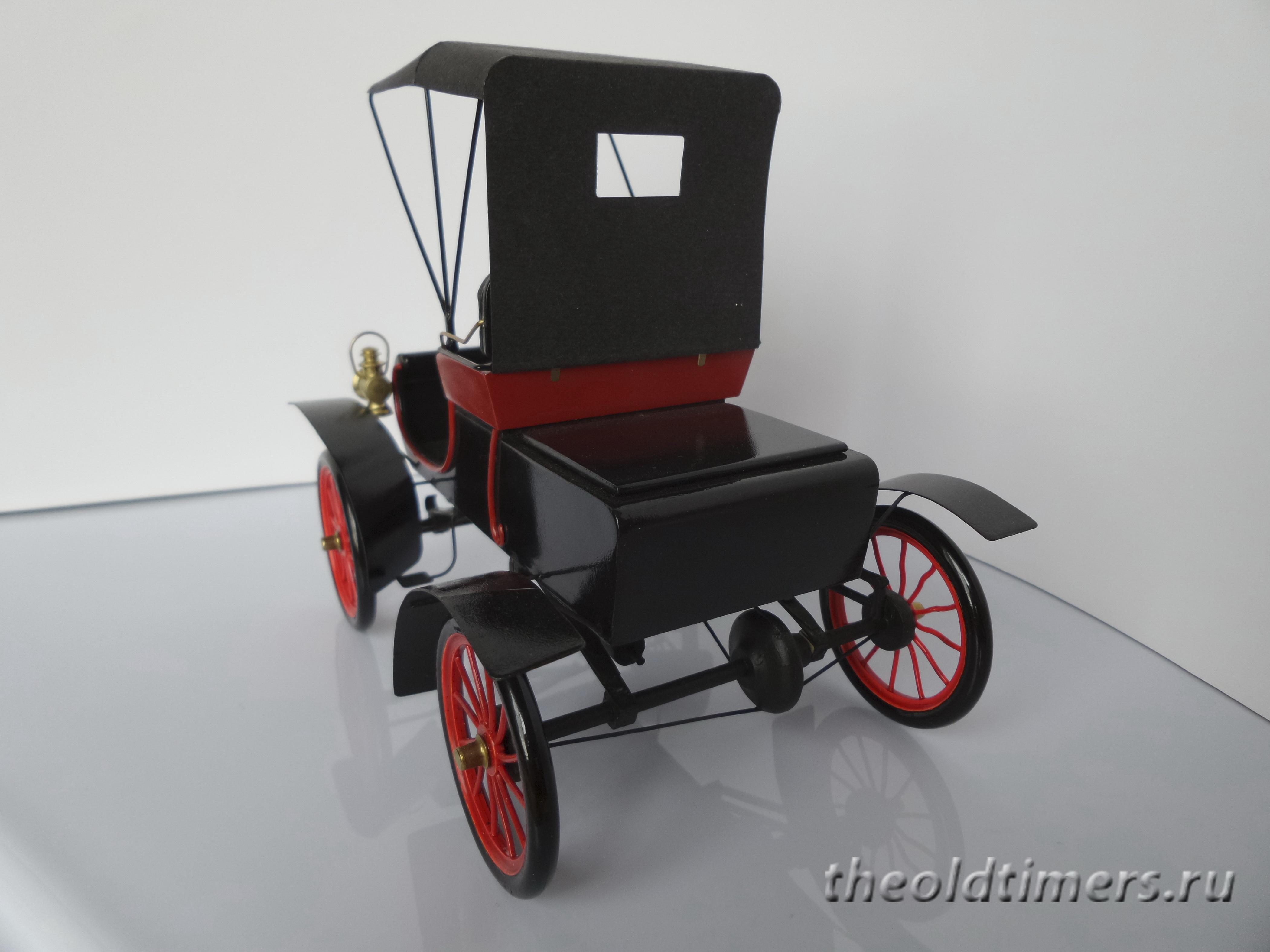 Oldsmobile 1904 Hudson Miniatures