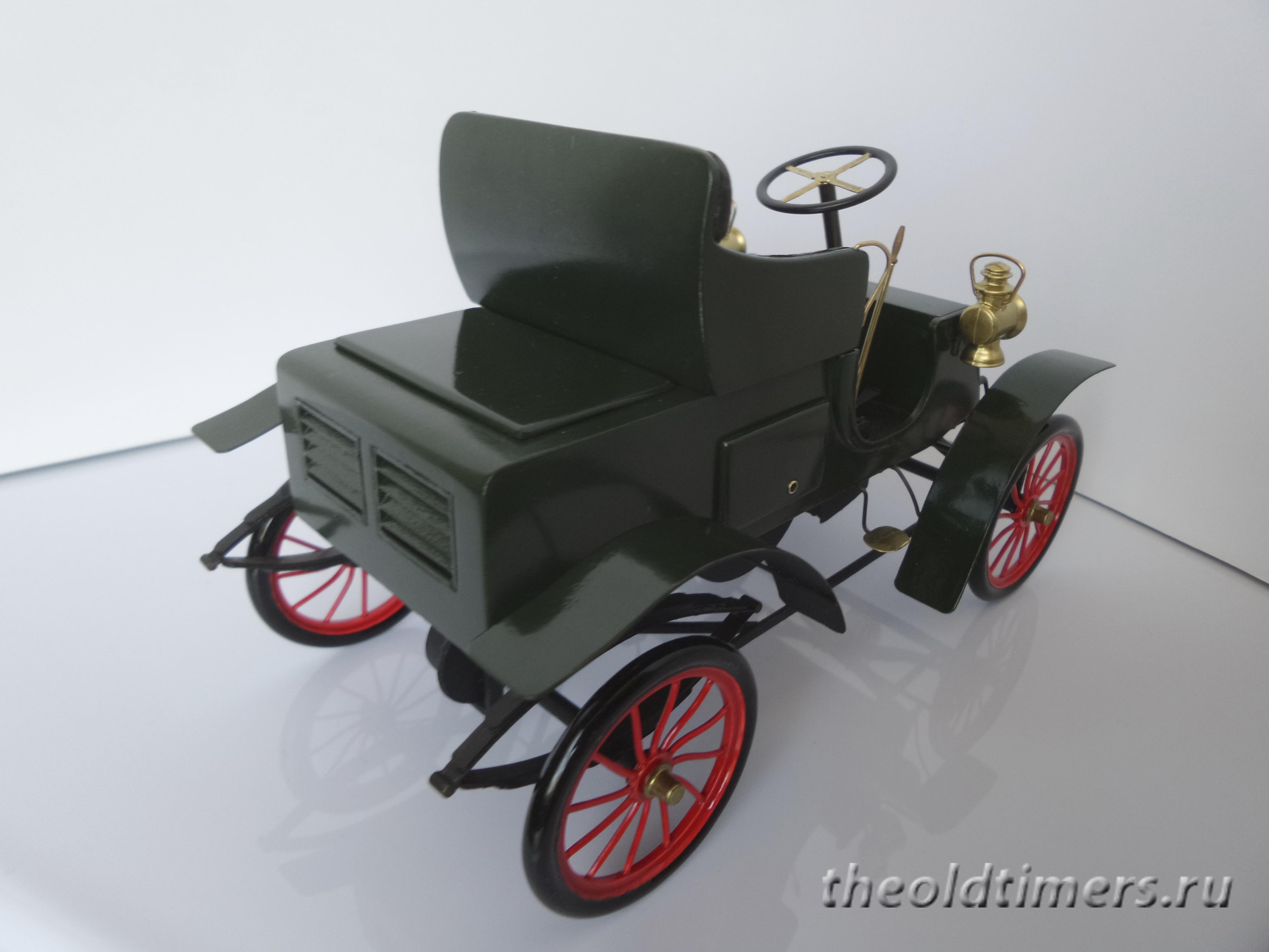 Packard 1900 Hudson Miniatures
